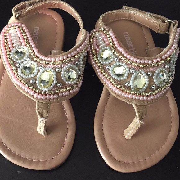 00ecfcafbe034 Fancy gem sandals for baby girl. M 5add028fa44dbe2583a97021